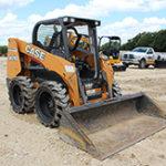 CASE SR210 Skid Steer Rental at Hendershot Equipment in Stephenville & Decatur, near Fort Worth, TX