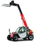 Manitou MT 625 H Telehandler Rental at Hendershot Equipment in Decatur & Stephenville, near Fort Worth, TX