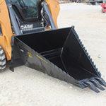 Stump Bucket Xtreme Duty Attachment for sale at Hendershot Equipment in Decatur & Stephenville, TX near Fort Worth, TX.