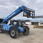 GTH-844 Telehandler for sale at Hendershot Equipment in Decatur & Stephenville, Texas near Fort Worth, Texas.