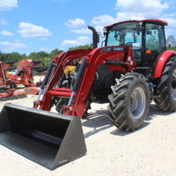 CASE IH Farmall 120C CAB Tractor for sale at Hendershot Equipment in Decatur & Stephenville, near Fort Worth, TX