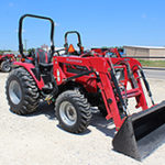 Mahindra 2638 HST Tractor for sale at Hendershot Equipment at Decatur & Stephenville, near Fort Worth, Texas