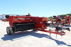 CASE IH SB541 Square Baler for sale at Hendershot Equipment in Decatur & Stephenville, near Fort Worth, TX