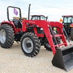 Mahindra 5570 Tractor for sale at Hendershot Equipment in Decatur & Stephenville, near Fort Worth, Texas
