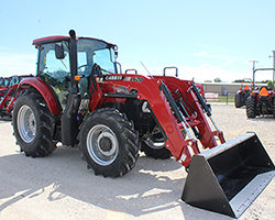 CASE IH Farmall 100C Cab Tractor for sale at Hendershot Equipment in Decatur & Stephenville, near Fort Worth, TX