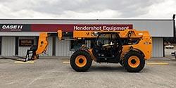 Pre-Owned JCB 509-42 Telehandler for sale at Hendershot Equipment in Decatur & Stephenville, TX near Fort Worth, TX.