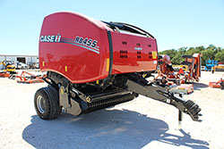 CASE IH RB455A Round Baler for sale at Hendershot Equipment in Decatur & Stephenville, near Fort Worth, Texas