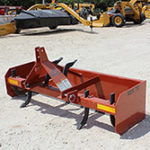 Rhino Ag SBX72 Box Blade for sale at Hendershot Equipment in Decatur & Stephenville, near Fort Worth, Texas