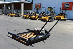 PIERCE Bolt In Hydraulic Bale Spike for sale at Hendershot Equipment in Decatur & Stephenville, TX near Fort Worth, TX.