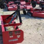 Box Scraper #019878 for sale at Hendershot Equipment in Stephenville, Texas. Near Granbury, Glen Rose, Hamilton, Comanche, Dublin, TX.