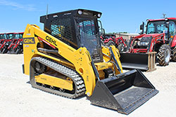 GEHL RT185 CAB Compact Track Loader for Rent at Hendershot Equipment in Stephenville & Decatur, near Fort Worth, TX