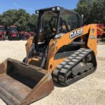 Case TR310 Compact Track Loader for rent at Hendershot Equipment in Decatur, TX near Forth Worth, Denton, Weatheford & Springtown.