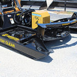 CAI Hydraulic Rotary Brush Cutter - Skid Steer for sale at Hendershot Equipment in Decatur & Stephenville, TX near Fort Worth, TX.
