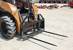 CAI Xtreme Duty Dual Hay Spear for sale at Hendershot Equipment in Decatur & Stephenville, TX near Fort Worth, TX.