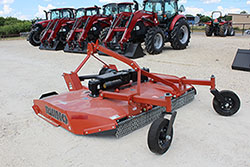 Rhino Ag TR208 Rotary Cutter for sale at Hendershot Equipment in Decatur & Stephenville, near Fort Worth, TX