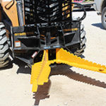Danuser Intimidator Tree & Post Puller for sale at Hendershot Equipment in Decatur & Stephenville, TX near Fort Worth, TX.