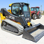 JCB 270T Compact Track Loader for sale at Hendershot Equipment in Decatur & Stephenville, TX near Fort Worth, TX.