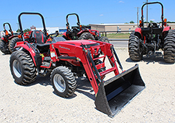 Mahindra 1626 Shuttle Tractor for sale at Hendershot Equipment in Decatur & Stephenville, near Fort Worth, TX