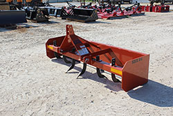 Rhino Ag SBX84 Medium Duty Box Blade for sale at Hendershot Equipment in Decatur & Stephenville, near Fort Worth, TX