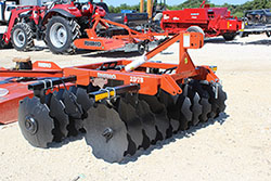 Rhino Ag 2D78 Compact Disc Harrow for sale at Hendershot Equipment in Decatur & Stephenville, near Fort Worth, TX