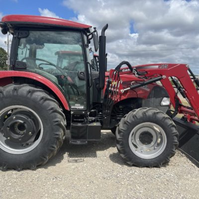 CASE IH Farmall 105A CAB for sale at Hendershot Equipment in Decatur & Stephenville, near Fort Worth, TX. CASE IH Tractors for sale in TEXAS.