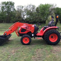 Kioti CK2610HB Tractor Package for sale at Hendershot Equipment in Stephenville & Decatur, near Fort Worth, TX