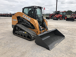 CASE TV450B Compact Track Loader for sale at Hendershot Equipment in Decatur & Stephenville, TX near Fort Worth, TX.