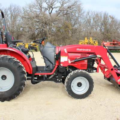 Mahindra 1626 Tractor Package for sale at Hendershot Equipment in Stephenville & Decatur, near Fort Worth, TX