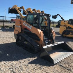 CASE CE TR270B Compact Track Loader for sale at Hendershot Equipment in Decatur & Stephenville, TX near Fort Worth, TX.