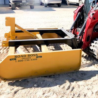 Road Boss Utility Model 7 at Hendershot Equipment is Stephenville Texas
