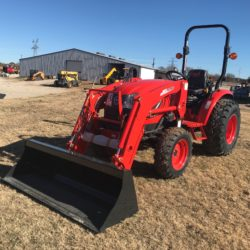 KIOTI CK2610 HST for sale at Hendershot Equipment in Stephenville & Decatur, near Fort Worth, Texas
