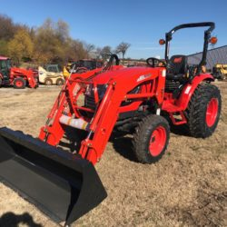 KIOTI CK3510 HST Tractor for sale at Hendershot Equipment in Stephenville & Decatur, near Fort Worth, Texas