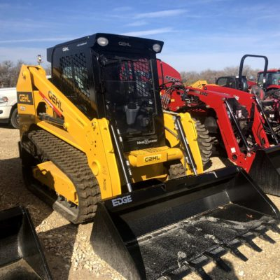 GEHL RT215 CAB Compact Track Loader for sale at Hendershot Equipment in Stephenville & Decatur, near Fort Worth, TX