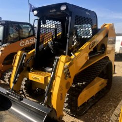 GEHL RT165 ROPS Compact Track Loaders for sale at Hendershot Equipment in Stephenville & Decatur, near Fort Worth, TX