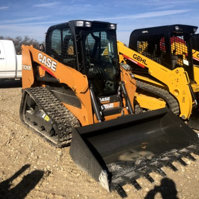 CASE CE TR310B Compact Track Loader for sale at Hendershot Equipment in Stephenville & Decatur, near Fort Worth, TX