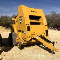 Vermeer 604 Signature Round Baler for sale at Hendershot Equipment in Stephenville& Decatur, near Fort Worth, TX