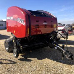 CASE IH RB455 Round Baler for sale at Hendershot Equipment in Stephenville & Decatur, near Fort Worth, TX