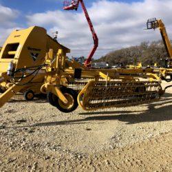 Vermeer R2800 Hydraulic Rake for sale at Hendershot Equipment in Stephenville & Decatur, near Fort Worth, TX