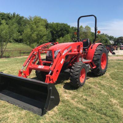 Kioti DK4210SE HST For Sale at Hendershot Equipment in Stephenville and Decatur, near Fort Worth, TX