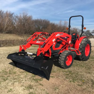 KIOTI 5310SE ROPS For Sale at Hendershot Equipment in Stephenville and Decatur, near Fort Worth, Texas.