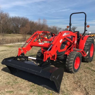 KIOTI 4710SE ROPS for sale at Hendershot Equipment in Stephenville and Decatur, near Fort Worth, TX