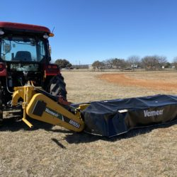 Vermeer M8050 Disc Mower for sale at Hendershot Equipment in Decatur & Stephenville, TX near Fort Worth, TX.