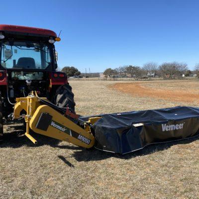 Vermeer M8050 Disc Mower for sale at Hendershot Equipment in Decatur & Stephenville, TX near Fort Worth, TX.
