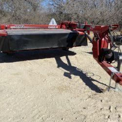 CASE IH TD103 Disc Mower for sale at Hendershot Equipment in Stephenville & Decatur, TX near Fort Worth, TX.