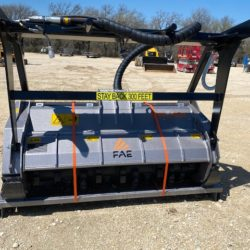 FAE UML/SSL/VT 150 Mulcher for sale at Hendershot Equipment in Decatur & Stephenville, TX near Fort Worth, TX.