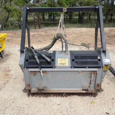 2005 FAE UML/SSL 125 4' Mulcher for sale at Hendershot Equipment in Stephenville & Decatur, TX near Fort Worth, TX. Shop used equipment.