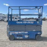 Genie GS-2632 Scissor Lift for sale at Hendershot Equipment in Stephenville & Decatur, near Fort Worth, TX