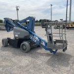 2015 Genie Z33/18 Articulated Boom Lift for sale at Hendershot Equipment in Decatur & Stephenville, Texas. Shop preowned equipment online.