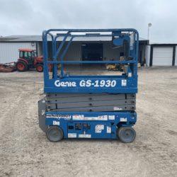 2015 Genie GS-1930 Scissor Lift for sale at Hendershot Equipment in Decatur & Stephenville, Texas. Shop preowned equipment online.