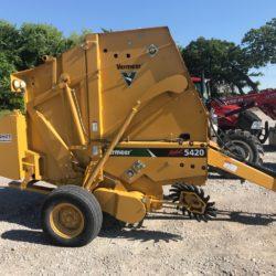 Vermeer Rebel 5420 Baler for sale at Hendershot Equipment in Stephenville & Decatur, near Fort Worth, TX